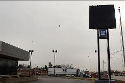 A closed General Motors dealership is seen Dec. 16, 2008, in Warren, Mich. 