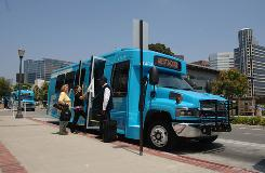 Some fares are being increased on LAX FlyAway bus routes.