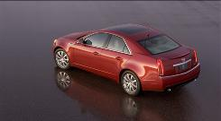 Cadillac ranked as the top American brand for quality. The CTS was a runner-up in the entry premium car category.