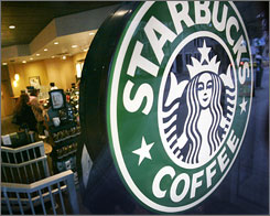 Starbucks, the world's largest gourmet coffee retailer, is considering new concept stores without the Starbucks name.