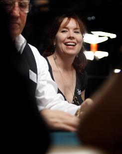 """Poker teaches you that there are things you have control over and things that you don't,"" Annie Duke says, so when you have a bad outcome, analyze the decision: Was it wrong or it was something else?"