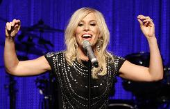 Starwood offers companies a chance to qualify for a Natasha Bedingfield concert to benefit charity.