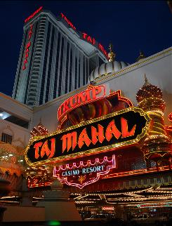 The Trump Taj Mahal Casino resort ranks among Atlantic City's better performers. But the company's other two casinos, Trump Plaza Hotel and Casino, and Trump Marina Hotel Casino, have lagged.