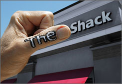 Radio Shack is going to rebrand itself &quot;The Shack&quot; in ads. Stores will keep the same name.