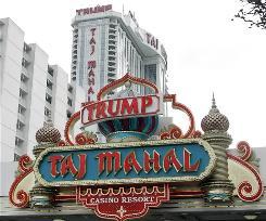 The Trump Taj Mahal Casino Resort in Atlantic City is one of three casinos Donald Trump is seeking in a court case against bondholders.