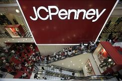 Retailer J.C. Penney recently opened a new department store in Manhattan. The company reported second-quarter earnings that broke even with a year ago and beat Wall Street expectations.