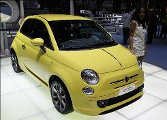 Fiat is bringing the 500 to the USA.