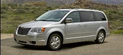 A 2009 Town & Country. The 2010 model costs less.