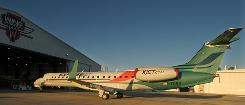 Flight 2816, stranded for six hours earlier this month in Rochester, Minn., was on a regional jet that seats 50 passengers, like this Embraer ERJ-145.