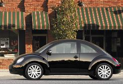 An update is on the way to the VW Beetle.