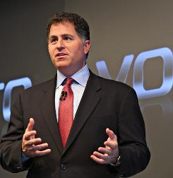 Dell spent $1.2 million to protect CEO Michael Dell in 2008.