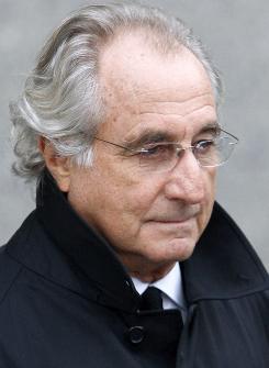 Bernard Madoff is serving a 150-year term.
