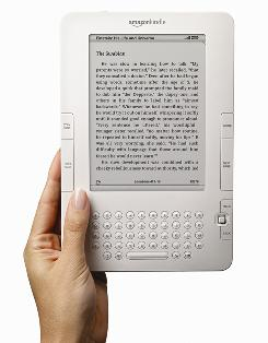 Amazon drops the price of a Kindle from $299 to $259.