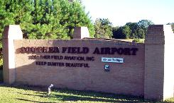 Souther Field Airport in Americus, Ga., has been renamed Jimmy Carter Regional Airport.