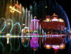 Wynn's Macau casino was somewhat of a disappointment in the third quarter. Macau revenue declined to $448.5 million from $474.8 million.