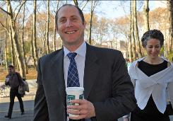 Former Bear Stearns hedge fund manager Matthew Tannin was acquitedTuesday of conspiracy, securities and wire fraud.