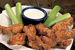 Demand for chicken wings typically peaks on Super Bowl Sunday, which falls on Feb. 7, 2010.