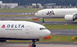 Delta and American are fighting for a minority stake in JAL, which both U.S. carriers see as a greater entryway into expanding in Asia.