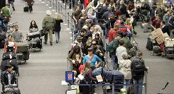 Travelers flying this holiday season will find fewer flights, more crowded planes and enough fees  for everything from blankets to bags  to give you sticker shock.