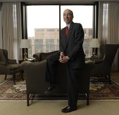 """I like to say I'm on the side of the American public,"" CFTC chief Gary Gensler says."