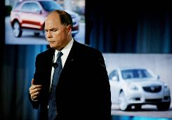 Fritz Henderson steps down after only eight months as GM CEO during which the automaker went through a government-led reorganization.