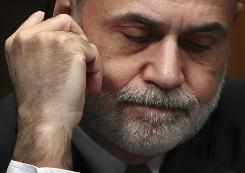 Federal Reserve Chairman Ben Bernanke testifies Dec. 3 before the Senate Banking Committee on his re-nomination.