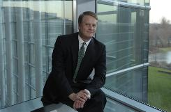 EBay CEO John Donahoe is striving to revive the auction website.