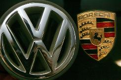 Qatar acquired a 17% share in Volkswagen with options bought from Porsche this year after mounting debt forced the Stuttgart-based maker of sports cars to abandon its concerted bid to acquire Volkswagen.