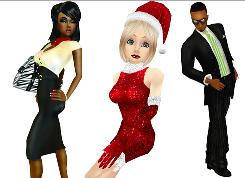 Want a new outfit for your avatar? These are just some of the ensembles you can find for sale.