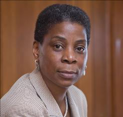 "Ursula Burns was named CEO of Xerox in July, when Anne Mulcahy retired. Burns is the first female African-American CEO in the ""Fortune"" 500."