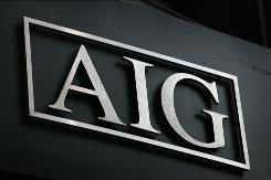 American International Group got a $182 billion rescue from the government.