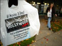 Movie Gallery owns Hollywood Video.