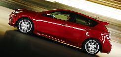 Even the base 2010 Mazda3 is a pretty darn good car.