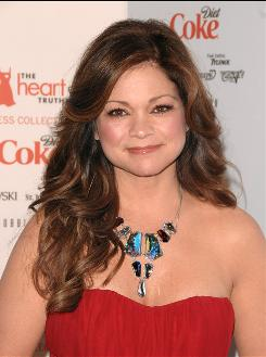 Actress Valerie Bertinelli, seen here in February 2009, does ads for Jenny Craig. She says she lost 40 pounds on the plan.