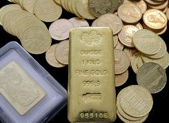 Gold has soared to $1,137 an ounce, posting about a 350% gain from 1999.