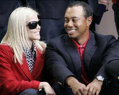 The gritty details of the prenup between golf'sTiger Woods and wife Elin have been a hot Internet topic.