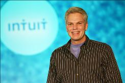 """In the offseason we're working on our product, improving our markets and testing new concepts,"" Intuit CEO Brad Smith says."