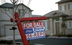 Bank of America hopes its new mortgage workout plan will avoid foreclosures like the one In this file photo.