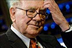 "Warren Buffett says the USA and its economy are ""the wonder of the world."""