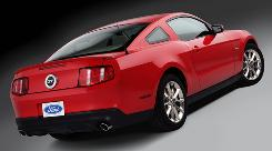 The 2011 Ford Mustang GT has a new 5-liter V-8 that cranks out 412 horsepower, yet still gets a respectable 26 miles per gallon on the highway.