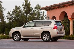 Consumer Reports said that in real-world driving, the GX 460 could roll over.