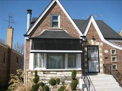 This is a median price home in Chicago, on the market for $185,000.