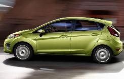 The Ford Fiesta has significant refinements for its size and price class. Against strong rival Honda Fit, it's looking awfully good.