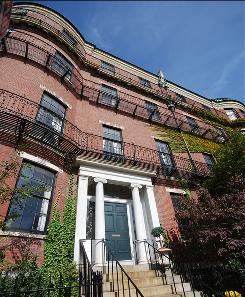 This home in Boston is priced at $19.9 million.