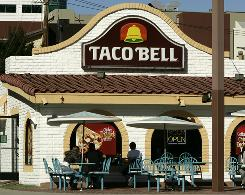 Yum Brands said a Taco Bell lawsuit has hurt the brand temporarily.