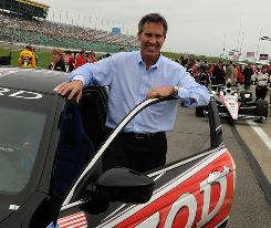 """Randy Bernard:: """"If you are at a place too long, you can get complacent. I saw so much opportunity at Indy Racing League."""""""