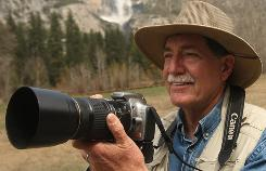 Pat Althizer: He started Photo Safari Yosemite, which takes tourists to the best photo-taking spots in the national park.