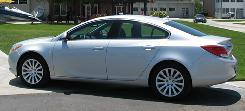2011 Buick Regal: It's just a good, solid, midsize sports sedan that GM hopes will appeal to upper-middle-class buyers.