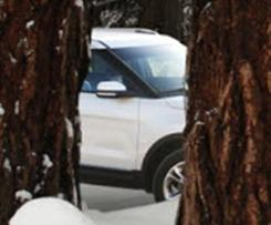 2011 Ford Explorer: Sneak peek of new model.