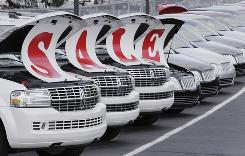 If a measure in the Senate version of the financial regulation bill survives, auto dealers' financing operations will be treated like banks.